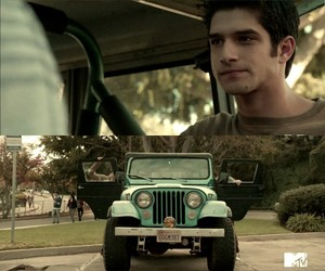 end, jeep, and scott image