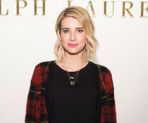 actress, style, and emma roberts image