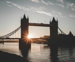 london, international, and trip image