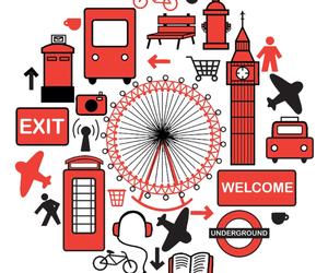 london, Londra, and uk image