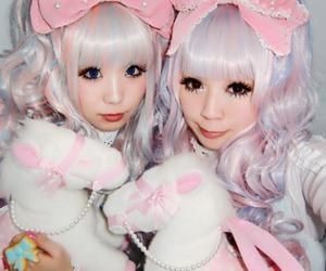 asian girl, lolita, and photo image