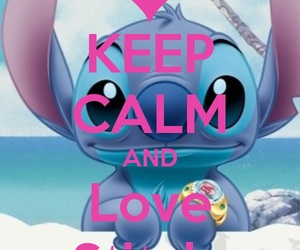stitch and keep calm image