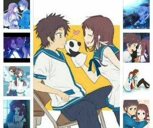 anime, couples, and new image