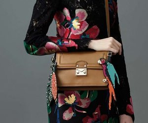 handbags, style, and leather image