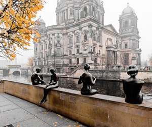 autumn, adventure, and berlin image