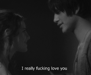 love, skin, and Effy image