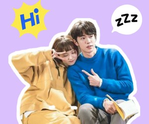 Korean Drama, jung joon hyung, and lee sung kyung image