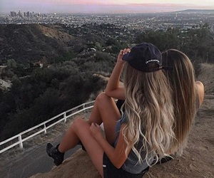 hair, goals, and grunge image