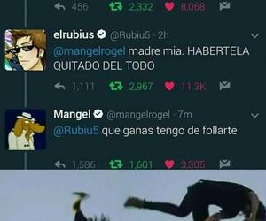 amor, twitter, and youtube image