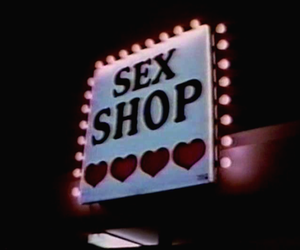 80s, neon, and sex image