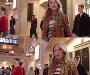 blake lively, gossip girl, and it girl image