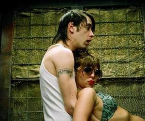 couple, sexy, and love image