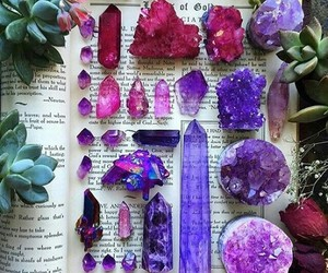 book, pink, and purple image