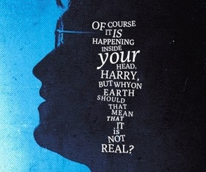 harry potter, wallpaper, and quotes image
