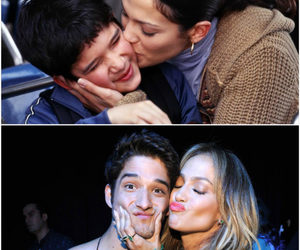 tyler posey, Jennifer Lopez, and kiss image