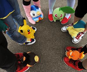 pokemon and pikachu image