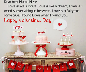 happy valentines day, valentines day wishes, and valentines day messages image