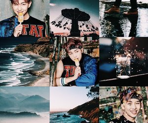 aesthetics, you never walk alone, and bts image