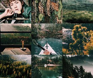 aesthetics, jin, and you never walk alone image