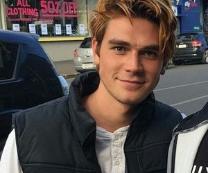 boy, cute, and kj apa image