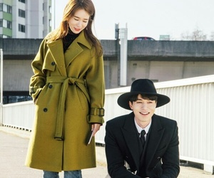 couple, lee dong wook, and goblin image