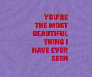 beautiful, quotes, and purple image
