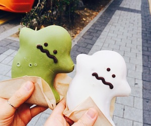 adorable, dessert, and donut image