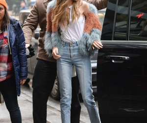 fashion, gigi hadid, and beautiful image