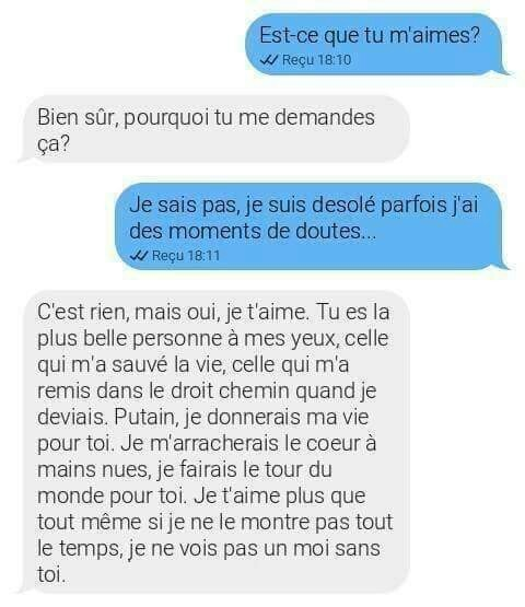 Message Damour Discovered By Julie Kumps On We Heart It