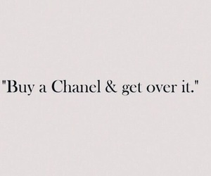 chanel, quotes, and pink image