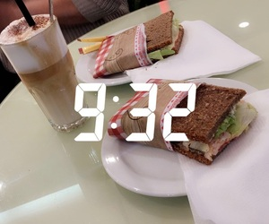 breakfast and snapchat image