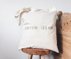 carpe diem, french, and quote image