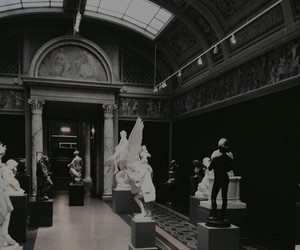 art, museum, and inspiration image