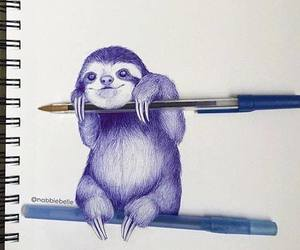 drawing, photography inspiration, and animal pen drawings image