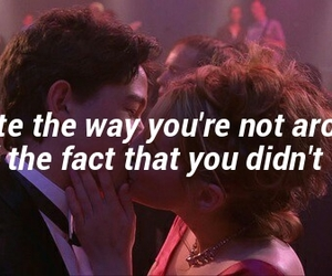 10 things i hate about you, 1999, and movie image