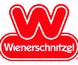 Logo and wienerschnitzel image
