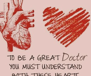 heart and doctor image
