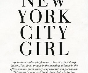 new york, girl, and nyc image