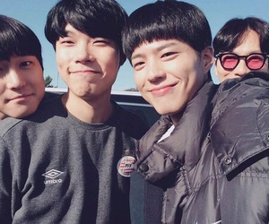 park bogum, reply 1988, and kdrama image