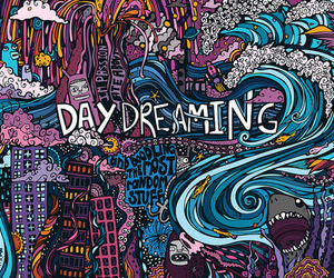 Dream, daydreaming, and day dreaming image