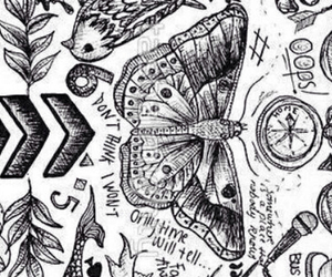 header, louis, and Tattoos image