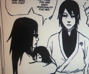 karin, sasuke, and sasukarin image