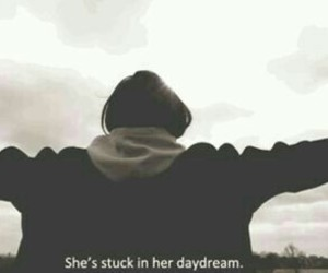 ed sheeran, daydream, and quotes image