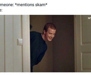 skam and funny image