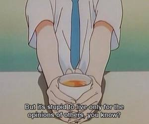 quotes, anime, and text image