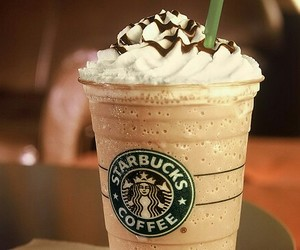 breakfast, delicious, and starbucks image