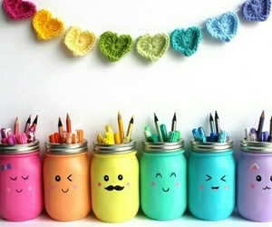 colors, diy, and colours image