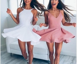 dress, formal dress, and evening dress image