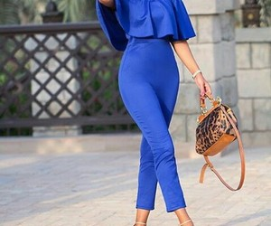 blue and style image