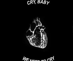 the neighbourhood, cry baby, and music image